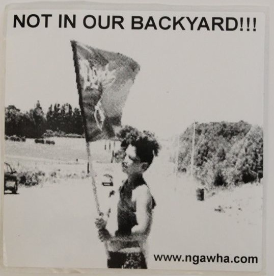 Ngawha sticker
